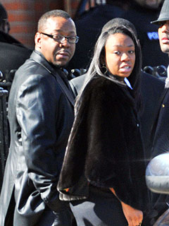 Was Bobby Brown Turned Away From Whitney's Funeral?