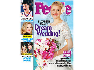 All About Elizabeth Smart's Dream Wedding