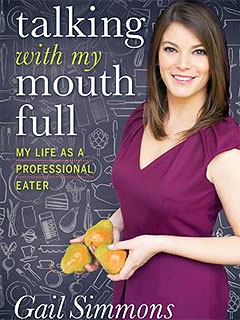 Gail Simmons Dishes on the Secrets to Being a 'Professional Eater'| Foo Fighters, Top Chef, Top Chef Texas, Celebrity Diners Club, Natalie Portman, Padma Lakshmi, Paul Reubens, Tom Colicchio