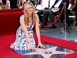 Jennifer Aniston Teased at Walk of Fame Event &#8211; by Adam Sandler | Jennifer Aniston