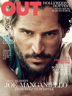 Joe Manganiello Is Fine with Getting Naked on True Blood | Joe Manganiello