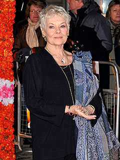Dame Judi Dench: I'm Losing My Vision | Judi Dench