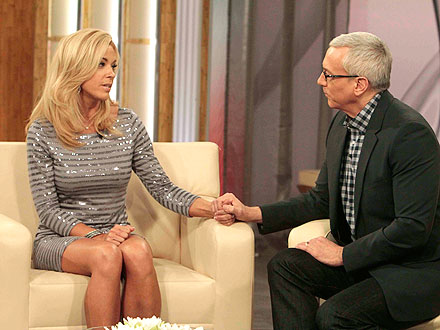 Kate Gosselin Tells Dr. Drew She's Lonely