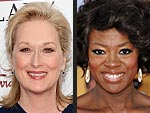 POLL: Who Should Win the Best Actress Oscar? | Glenn Close, Meryl Streep, Michelle Williams, Rooney Mara, Viola Davis