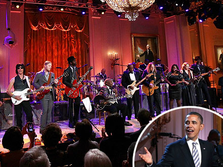 Barack Obama Sings Again – This Time with Mick Jagger