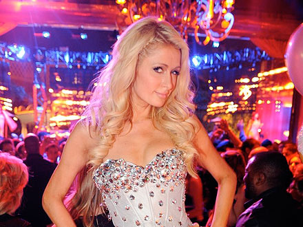 Paris Hilton Wins $30,000 in Las Vegas