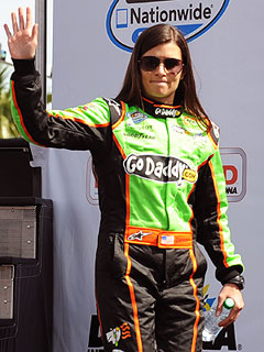 Danica Patrick Makes History as First Woman to Win Daytona 500 Pole Slot | Danica Patrick