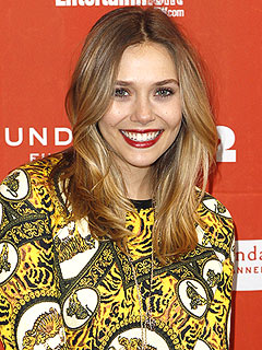 Elizabeth Olsen Addresses Alexander Skarsgard Dating Rumors | Elizabeth Olsen