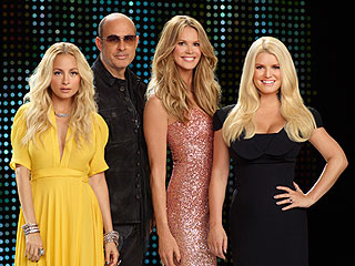 See Jessica Simpson and Nicole Richie in Action on Fashion Star | Jessica Simpson