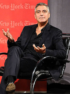 George Doesn't Care If People Think He's Gay | George Clooney
