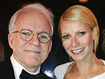 PHOTOS: Gwyneth Paltrow & Steve Martin Have a Love-Hate Moment | Gwyneth Paltrow, Martin Short, Steve Martin