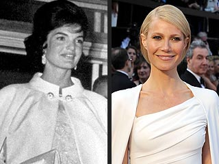 Gwyneth Paltrow: Jackie O Inspired My Oscar Look & Apple Helped, Too! | Gwyneth Paltrow, Jacqueline Kennedy Onassis