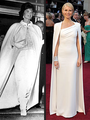 Oscars: Gwenyth Paltrow Picks Tom Ford; Inspired by Jackie O