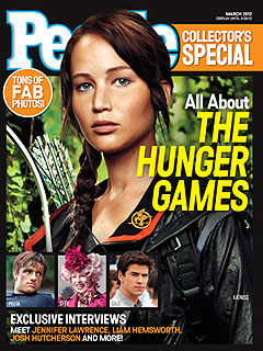 SNEAK PEEK: PEOPLE's Hunger Games Special | The Hunger Games, The Hunger Games, Jennifer Lawrence