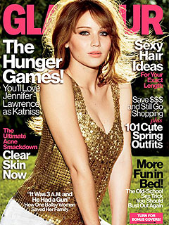 Hunger Games Star Jennifer Lawrence: 'I Don't Diet'