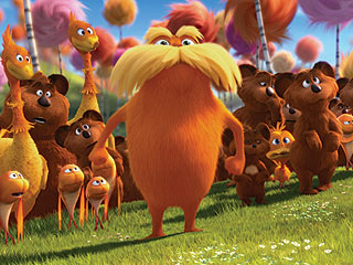 REVIEW: The Lorax Is an Animated Film with a Serious Message