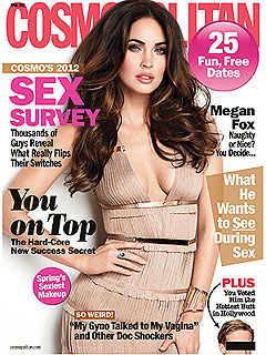 Megan Fox: My Husband Is 'My Soul Mate'
