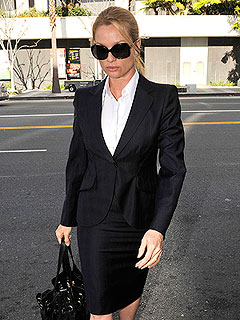 Nicollette Sheridan Testifies About Desperate Housewives Firing | Nicollette Sheridan