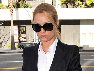 Battery Charge Dismissed in Nicollette Sheridan Case | Nicollette Sheridan