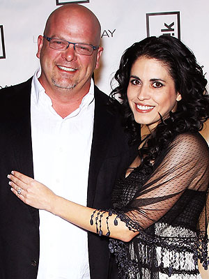 Rick Harrison of 'Pawn Stars' Weds Deanna Burditt
