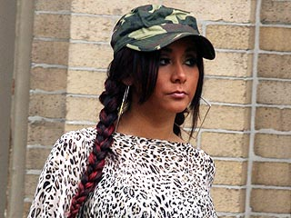 Pregnant Snooki Will Join Pals for Season 6 of Jersey Shore | Nicole Polizzi