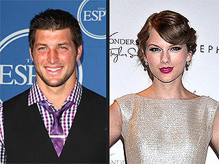POLL: Would Taylor Swift and Tim Tebow Make a Good Couple? | Taylor Swift, Tim Tebow