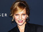 Uma Thurman Reveals Daughter&#39;s Name &#8211; and It&#39;s a Mouthful!