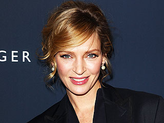 Uma Thurman Reveals Daughter's Name – and It's a Mouthful!
