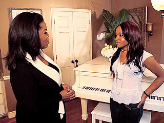 Bobbi Kristina: Mom Whitney Houston Talks to Me in Spirit | Bobbi Kristina Brown, Oprah Winfrey