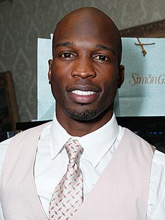 Chad Ochocinco Treats 200 Fans to Fried Chicken in N.Y.C.