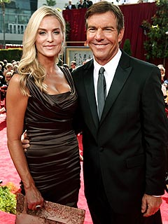 Dennis Quaid Files for Divorce, Seeks Joint Custody | Dennis Quaid
