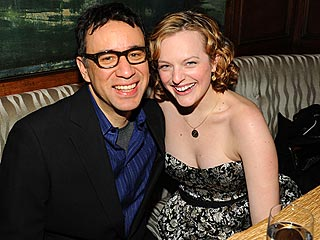 Elisabeth Moss Disses Ex Fred Armisen: He's Not 'Normal' | Elisabeth Moss, Fred Armisen