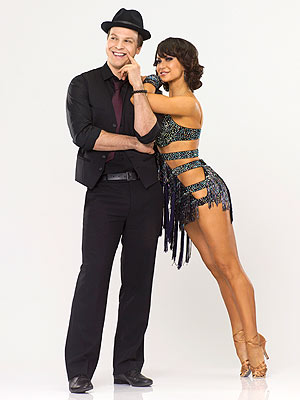 Dancing with the Stars Couples Take on the Jive & Quickstep| Dancing With the Stars, Bruno Tonioli, Carrie Ann Inaba, Donald Driver, Gavin DeGraw, Len Goodman, Maksim Chmerkovskiy, Maria Menounos, Melissa Gilbert, Roshon Fegan, Sherri Shepherd, Musician Class