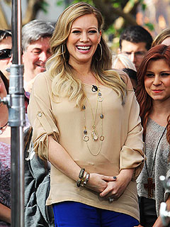 Hilary Duff: I Can't Believe I Have a Baby!