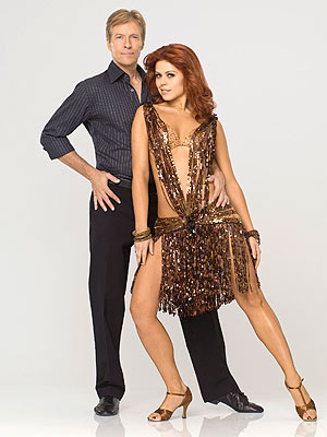 Dancing with the Stars Season 14 - Jack Wagner & Anna Trebunskaya on Partnership