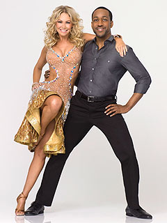 Jaleel White Gets His Groove Back on Dancing | Jaleel White, Kym Johnson