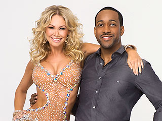 Jaleel White Eliminated on Dancing with the Stars | Jaleel White, Kym Johnson