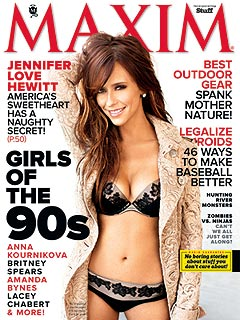What Is Jennifer Love Hewitt's Favorite Body Part? | Jennifer Love Hewitt