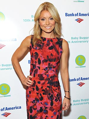 Kelly Ripa's New Live! Co-Host Is ... | Kelly Ripa