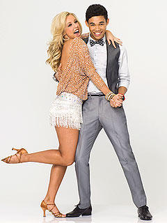 Roshon Fegan: I'm an 'Ant' Next to 'Giant, Sexy' DWTS Costars | Chelsie Hightower, Roshon Fegan