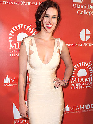 Rumer Willis in Miami Premieres The Diary of Preston Plummer