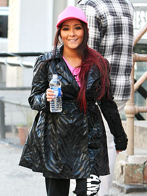 Snooki, Jionni Lavalle Expecting First Child