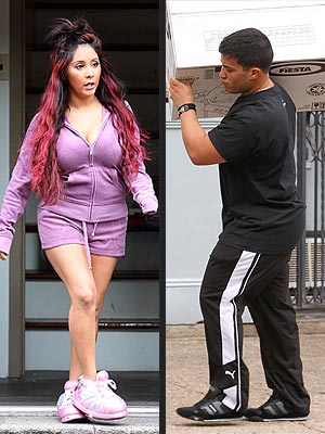 Snooki Pregnant, Engaged