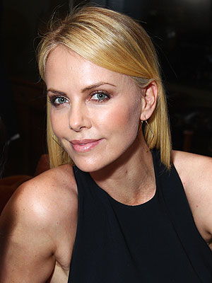 Charlize Theron Adopts a Baby Boy