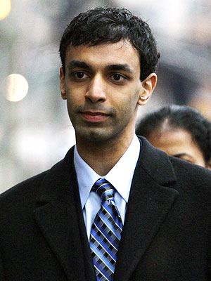 Dharun Ravi Sentenced in Tyler Clementi Rutgets Spying Case; 30 Days in Jail
