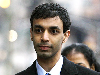 Dharun Ravi Sentenced to 30 Days in Rutgers Spying Case