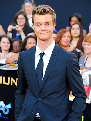 Hunger Games Premiere: Jack Quaid Plays a Tribute