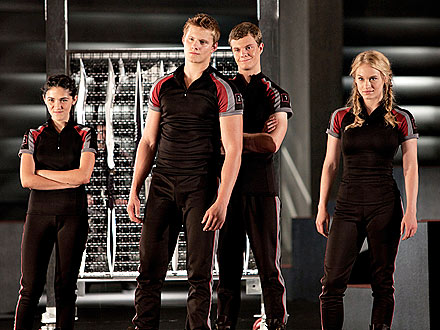 Jack Quaid Makes Feature Film Debut in The Hunger Games  The Hunger    Jack Quaid Hunger Games Character