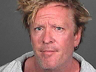 PHOTO: Michael Madsen's Mug Shot, Arrested for Child Cruelty | Michael Madsen