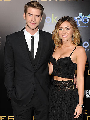 Miley Cyrus & Liam Hemsworth: Engaged?| Couples, Engagements, Liam Hemsworth, Miley Cyrus